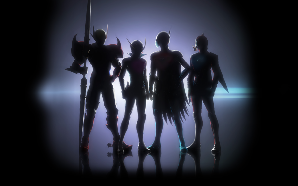 Anime Infini-T Force HD Wallpaper | Background Image