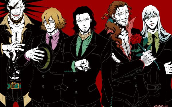 Anime Bleach Kenpachi Zaraki Coyote Starrk Shunsui Kyōraku Kisuke Urahara HD Wallpaper | Background Image