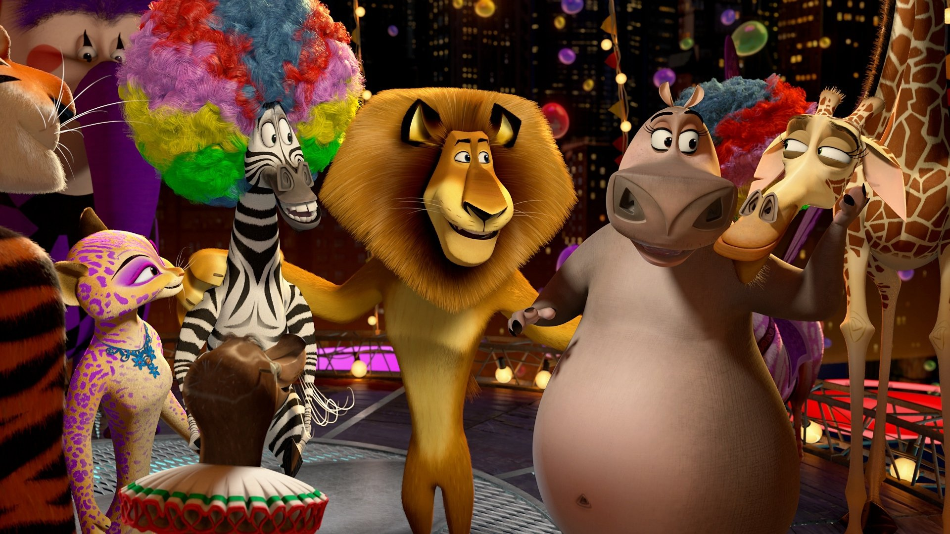 Movie - Madagascar 3: Europe's Most Wanted  Wallpaper