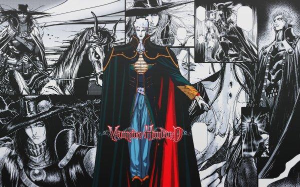 Anime Vampire Hunter D HD Wallpaper | Background Image