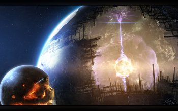 Science-Fiction - Planeten Wallpapers and Backgrounds ID : 80876