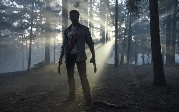 Movie Logan X-Men Hugh Jackman Wolverine Logan James Howlett HD Wallpaper | Background Image