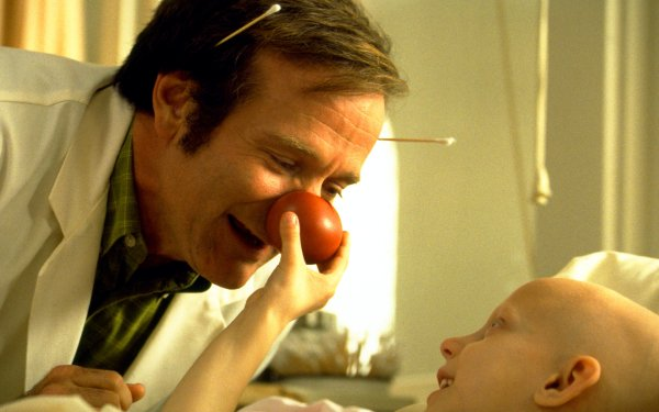 Movie Patch Adams Robin Williams HD Wallpaper | Background Image