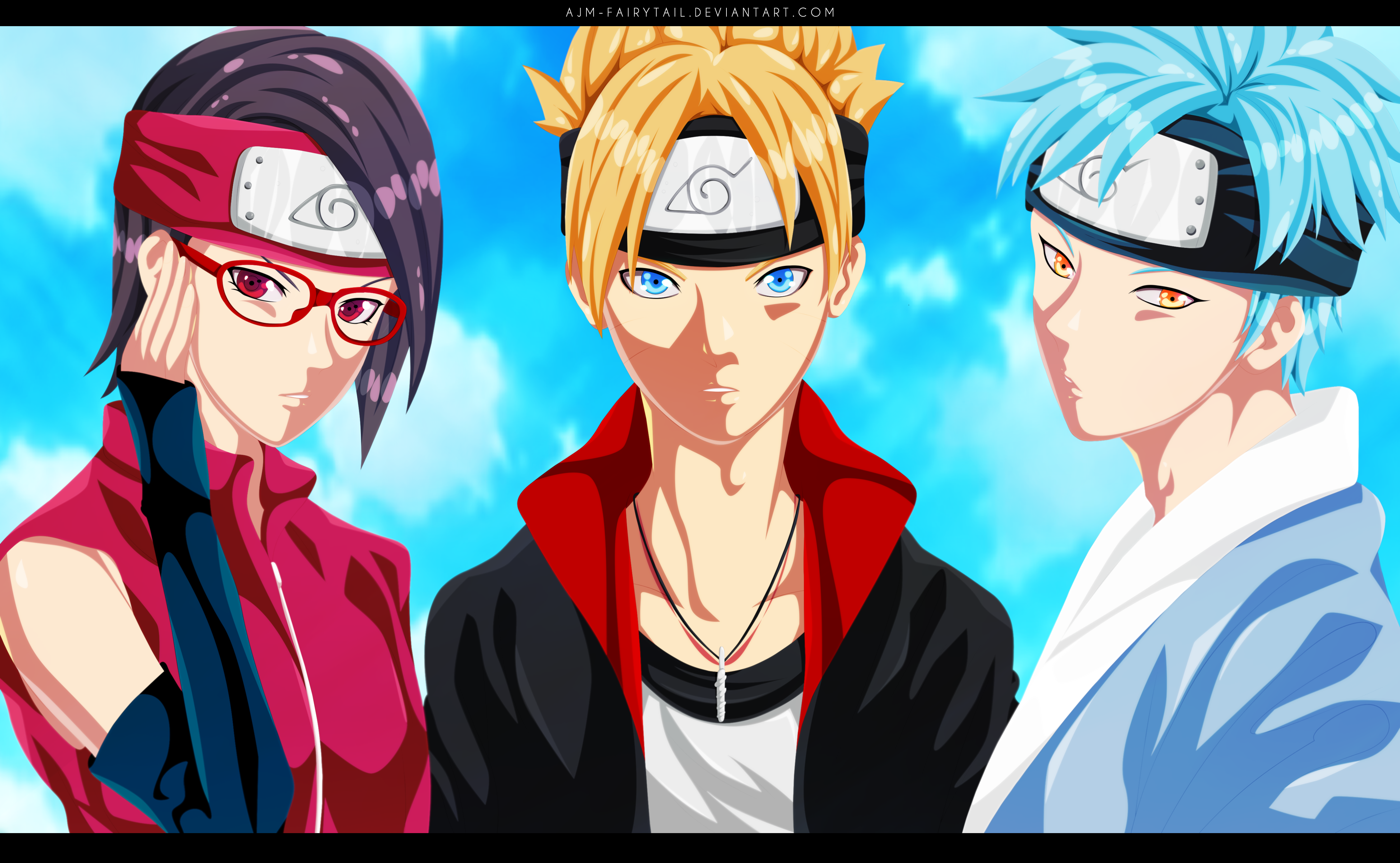 56 4K Ultra HD Boruto Uzumaki Wallpapers