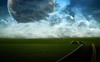 CGI - Landscape Wallpapers and Backgrounds ID : 81098