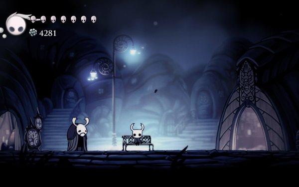 Video Game Hollow Knight Elderbug HD Wallpaper | Background Image