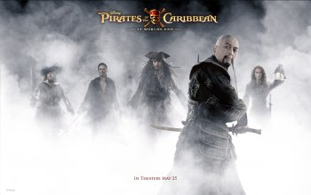 Filme - Pirates Of The Caribbean: At World's End Wallpapers and Backgrounds ID : 81276