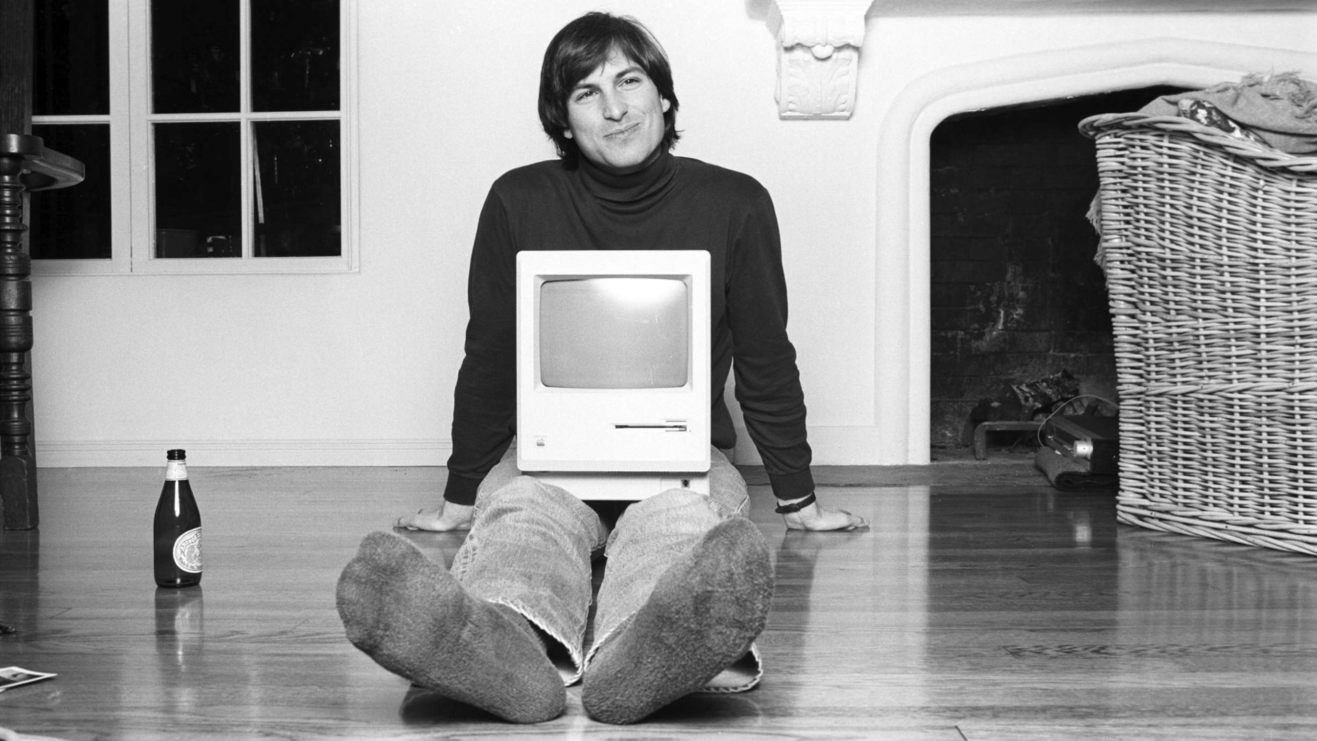 Steve Jobs The Man In The Machine Hd Wallpaper Background