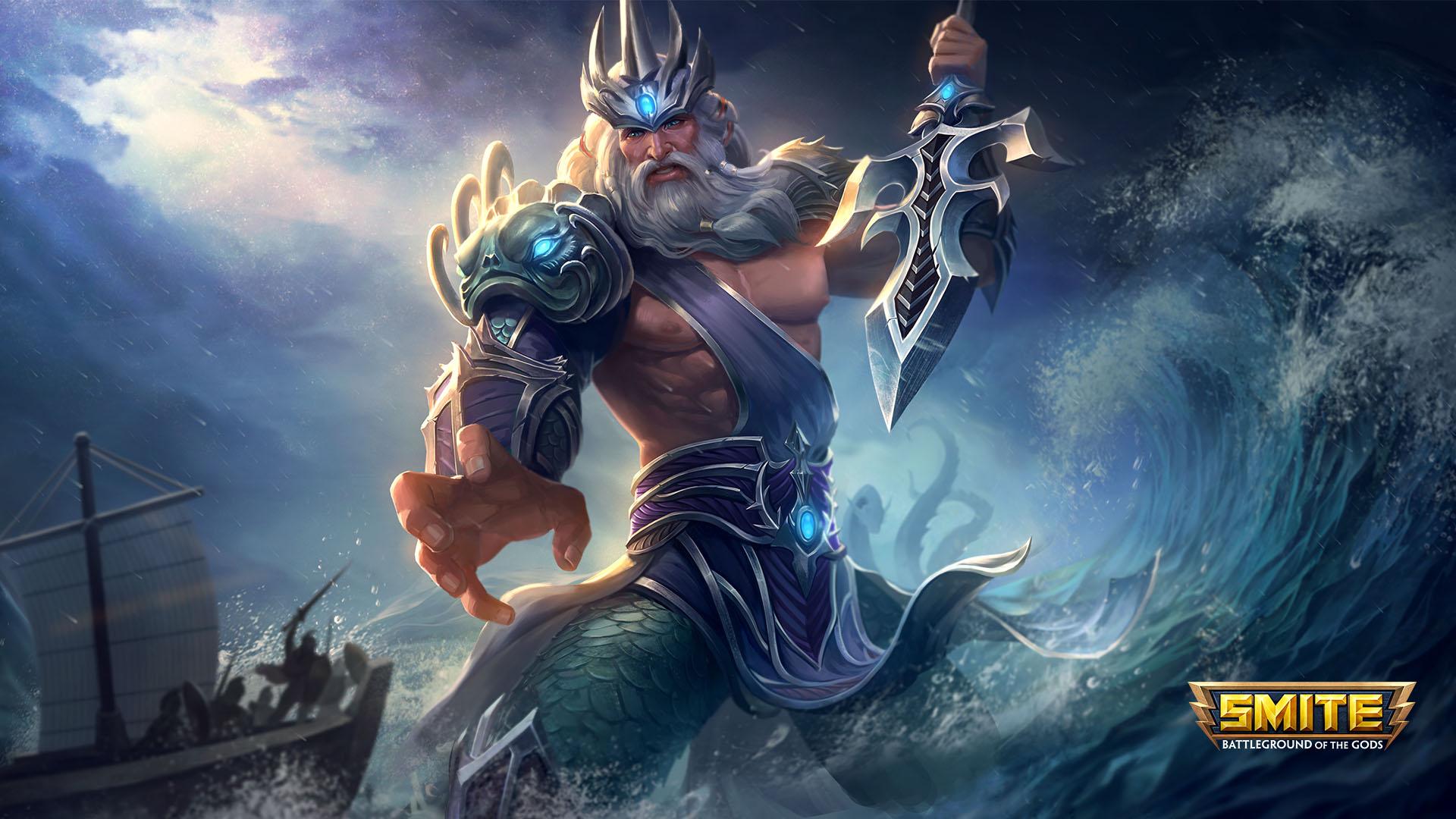 Hd Poseidon