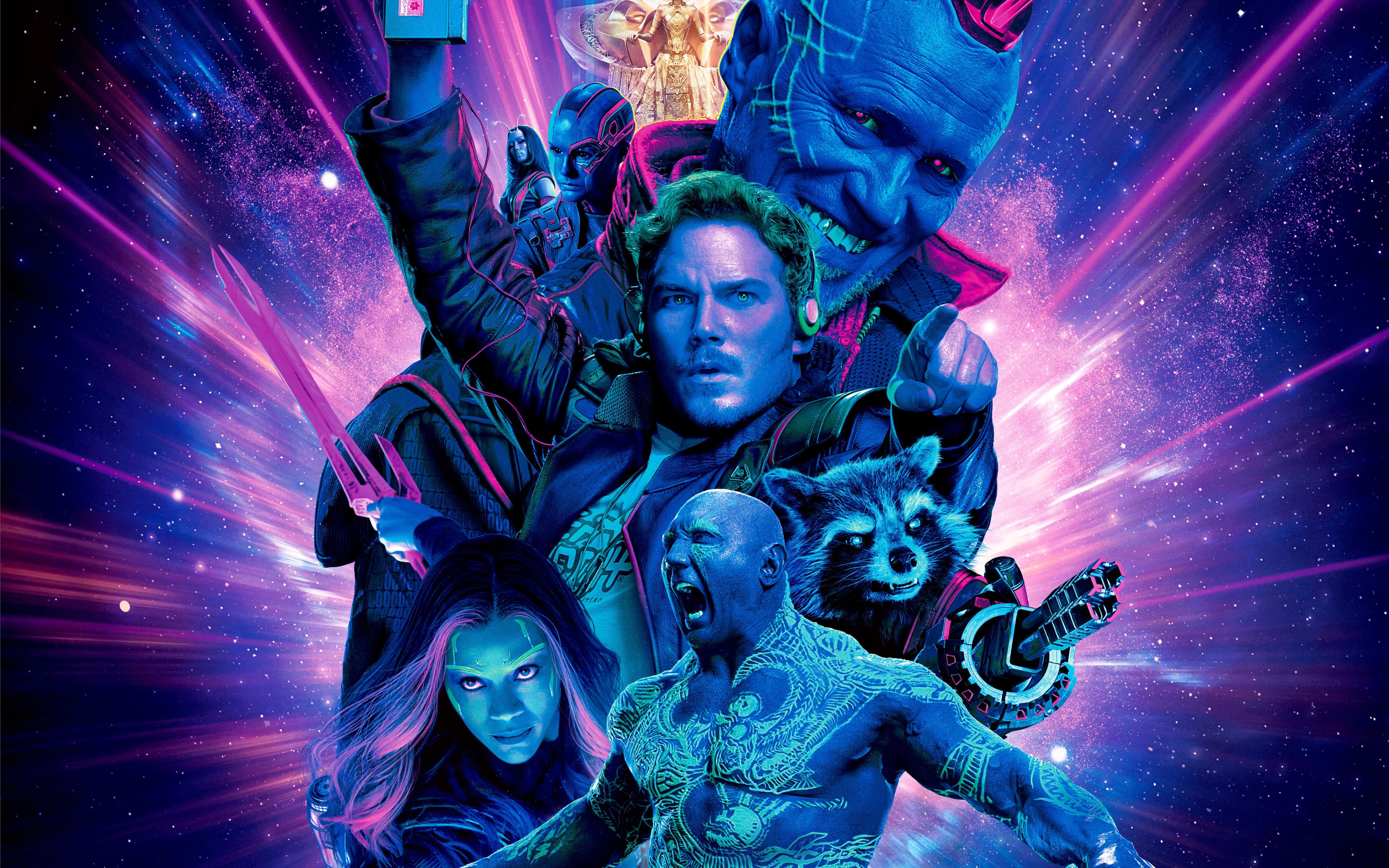 Guardians Of The Galaxy 2 Abspann