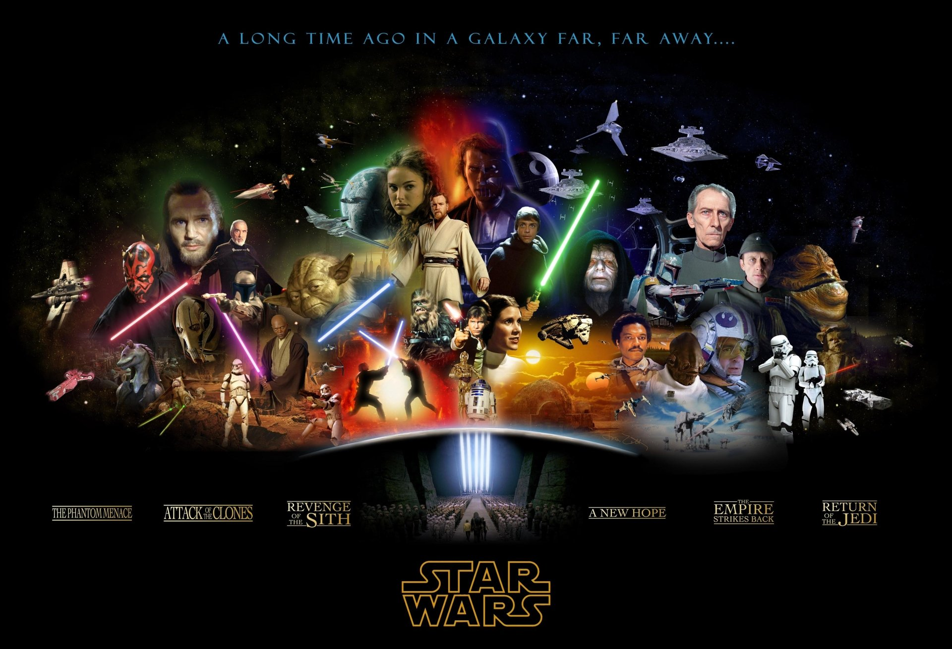 Movie - Star Wars  Movie Wallpaper