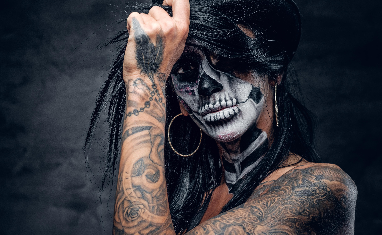 Tattoo 4k Ultra Hd Wallpaper Background Image 4896x3021