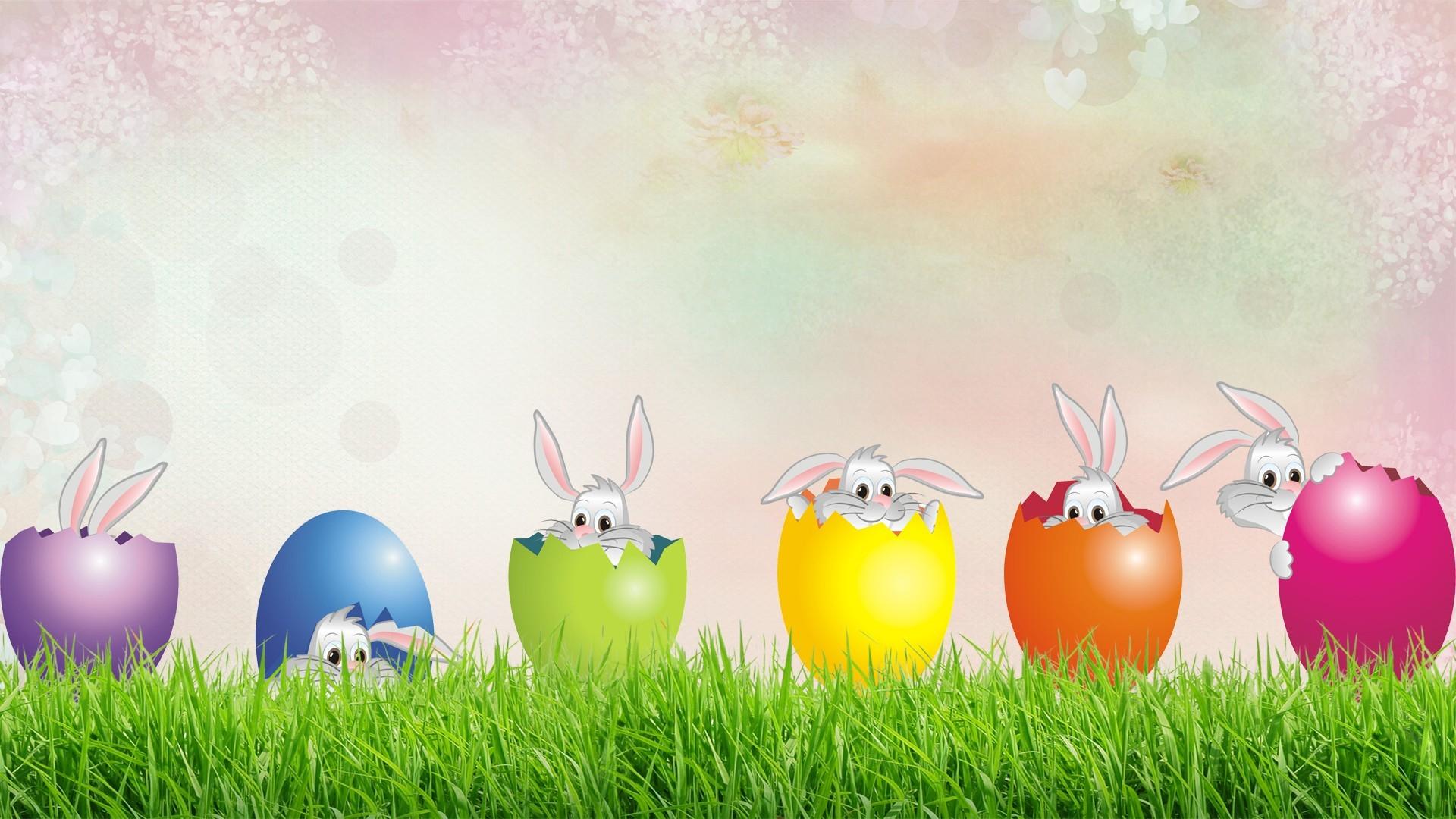Happy easter hd wallpaper background image 1920x1080 - Easter desktop wallpaper ...