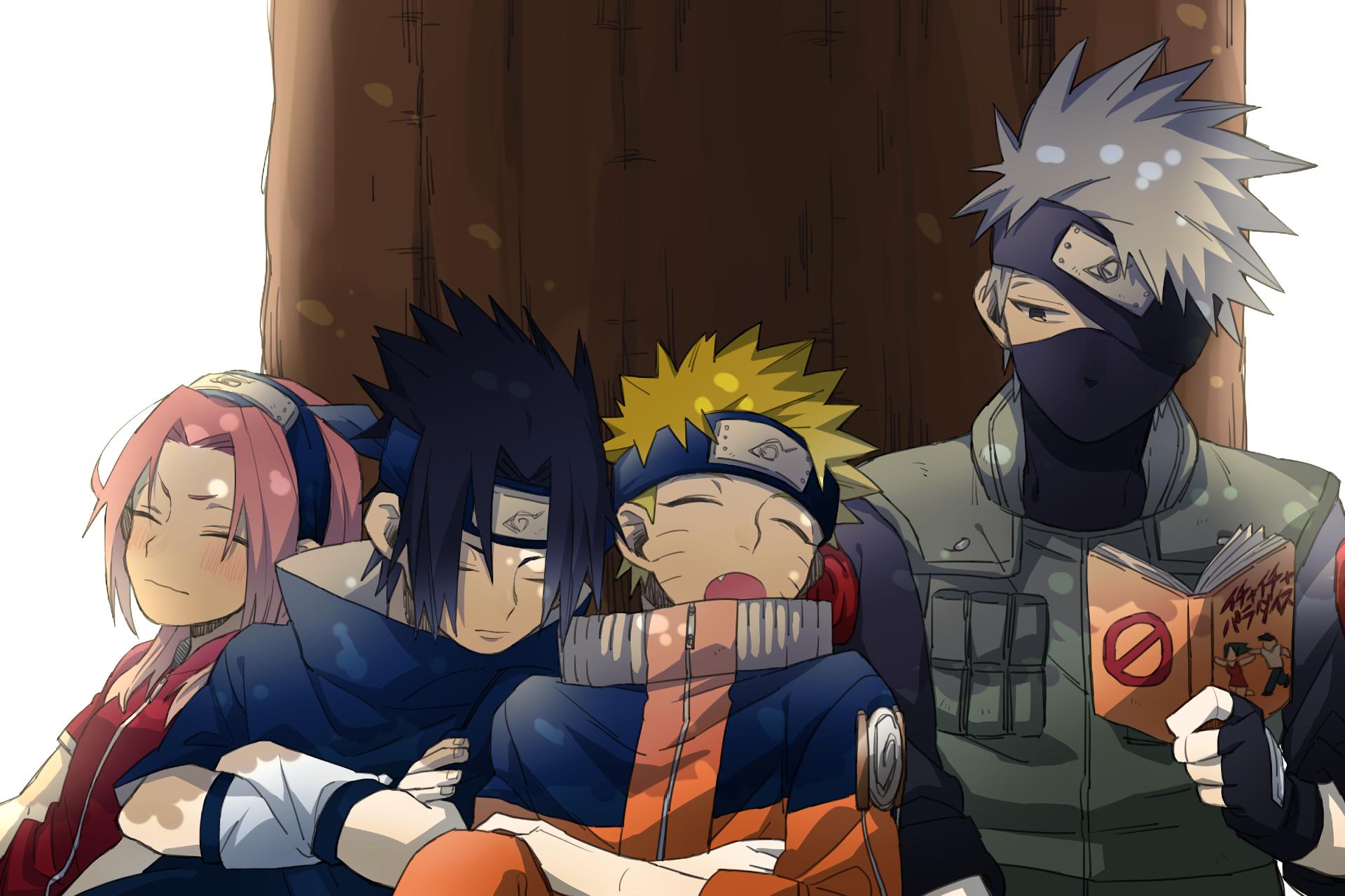 Naruto Hd Wallpaper Background Image 1920x1280 Id 815589