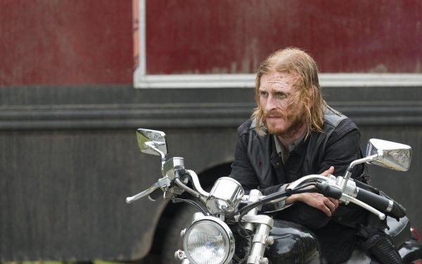 TV Show The Walking Dead Austin Amelio Dwight HD Wallpaper | Background Image