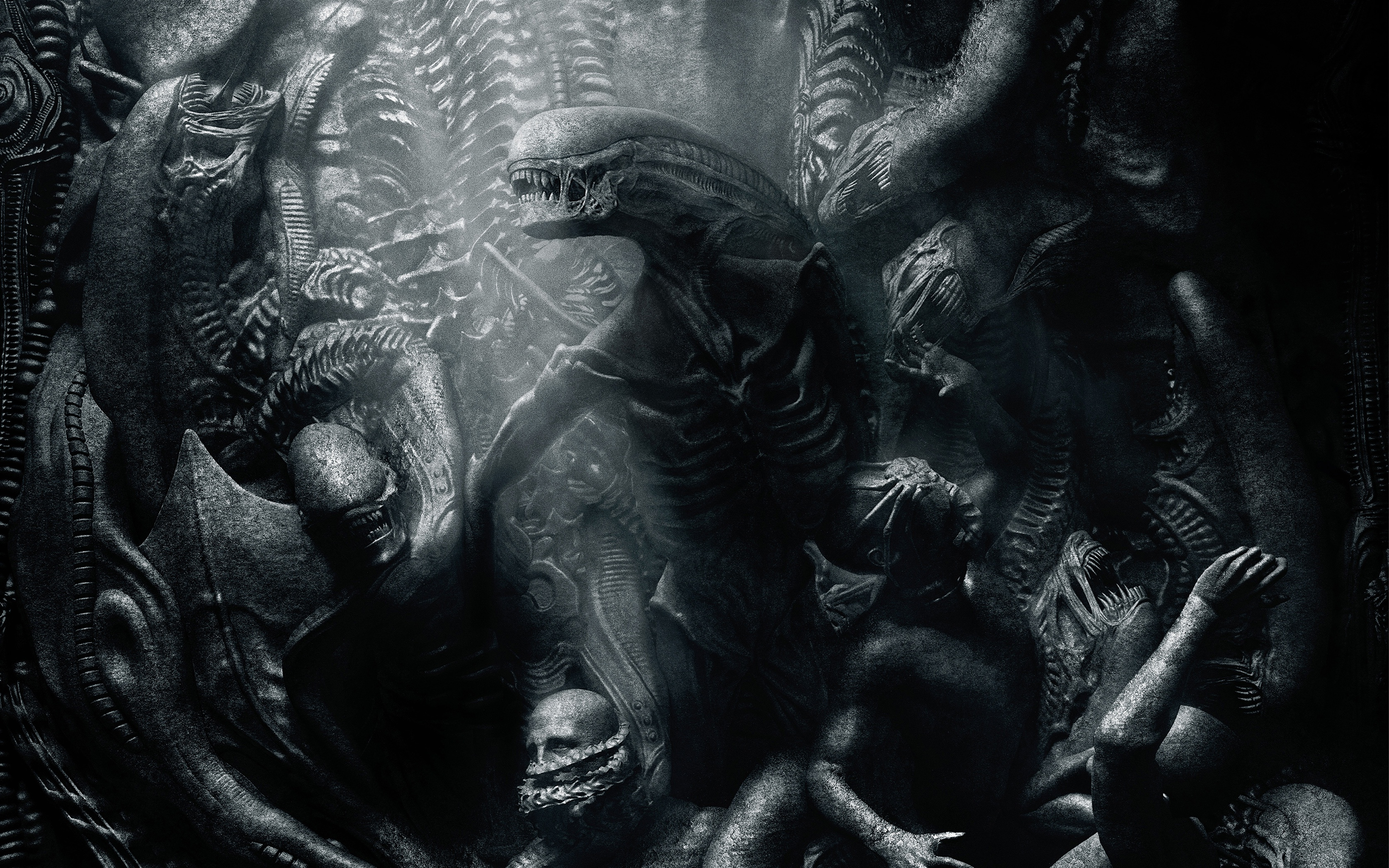 Alien Covenant Full HD Dual Latino Ingles Subtitulado