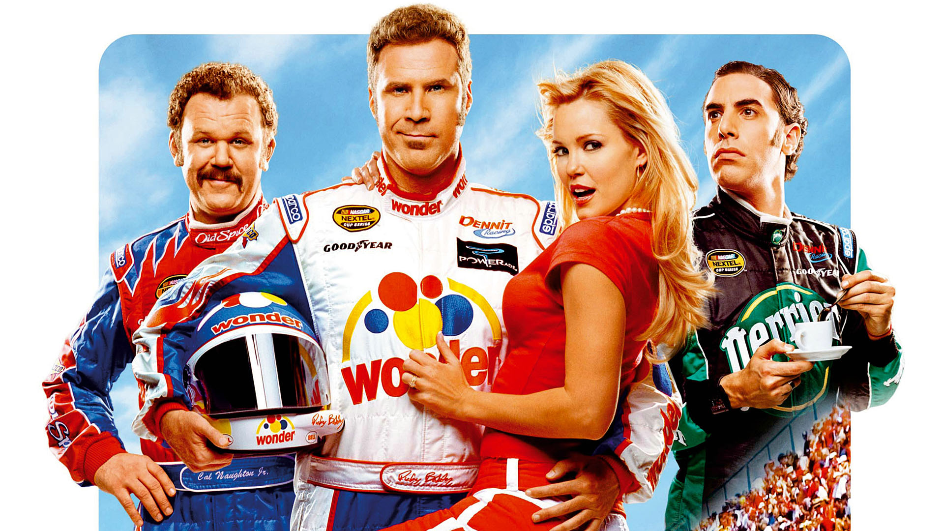 talladega nights the ballad of ricky bobby hd wallpaper background image 1920x1080 id. Black Bedroom Furniture Sets. Home Design Ideas