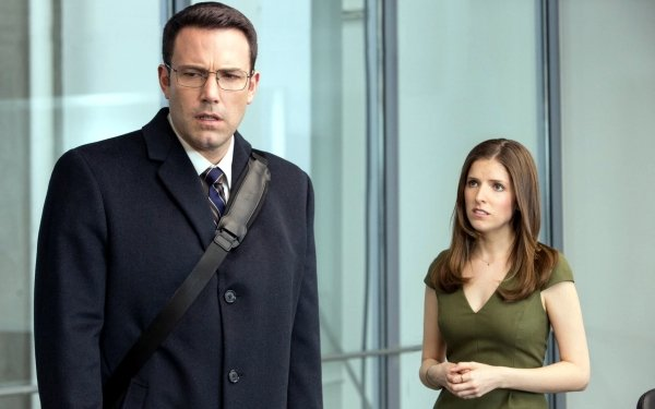 Movie The Accountant Ben Affleck Anna Kendrick HD Wallpaper | Background Image