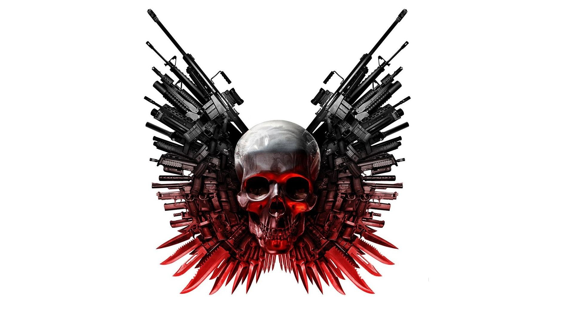 Movie - The Expendables  Flower Wallpaper