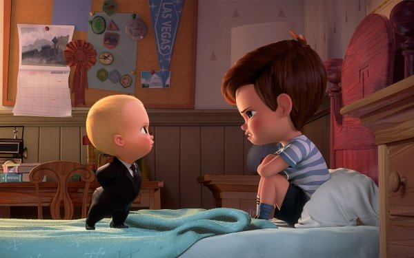 Movie The Boss Baby Tim Templeton Boss Baby Theodore Templeton HD Wallpaper | Background Image