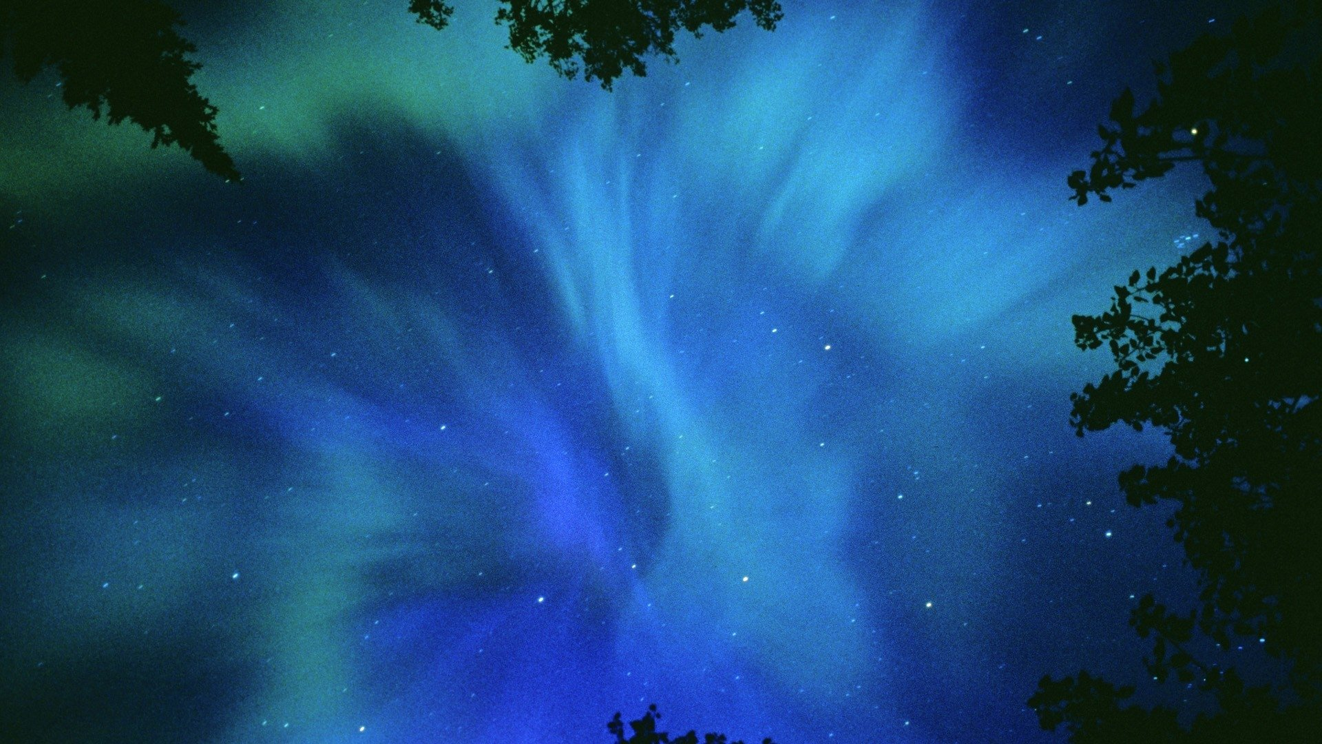Aurora Sky Fond D Ecran Hd Arriere Plan 1920x1080 Id 820847