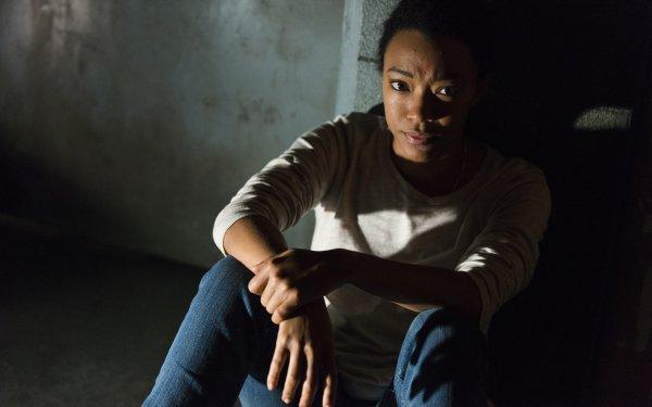 TV Show The Walking Dead Sasha Williams Sonequa Martin-Green HD Wallpaper | Background Image