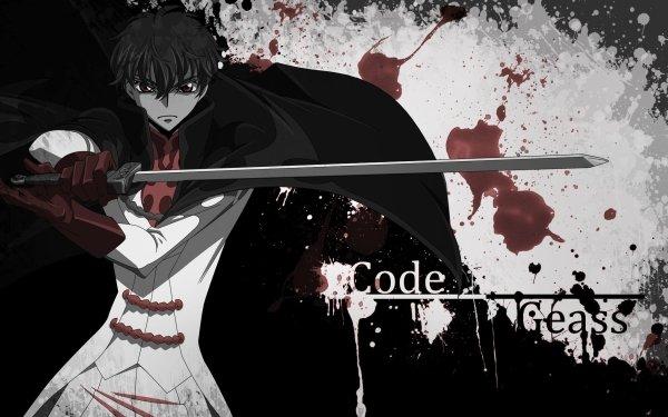 Anime Code Geass Suzaku Kururugi HD Wallpaper | Background Image