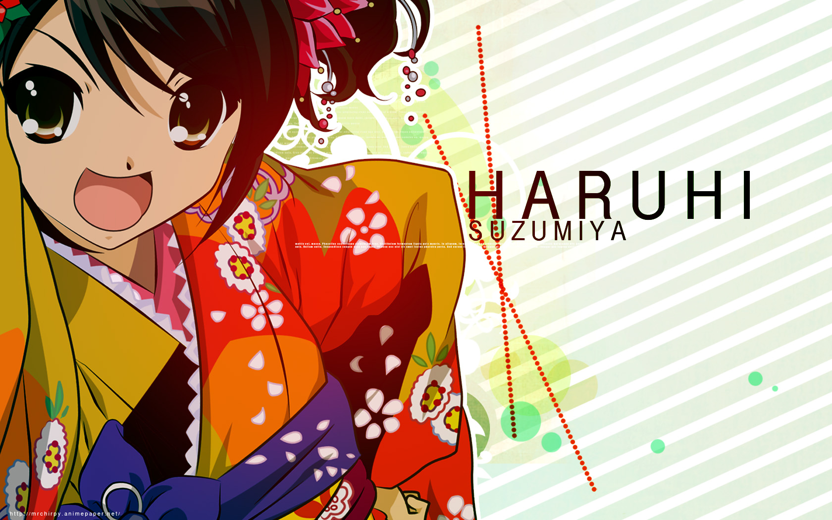 Anime - The Melancholy Of Haruhi Suzumiya Suzumiya Melancholy Anime ...