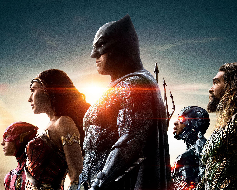 Wallpaper Wonder Woman 4k Movies 11307: Justice League (2017) HD Wallpaper