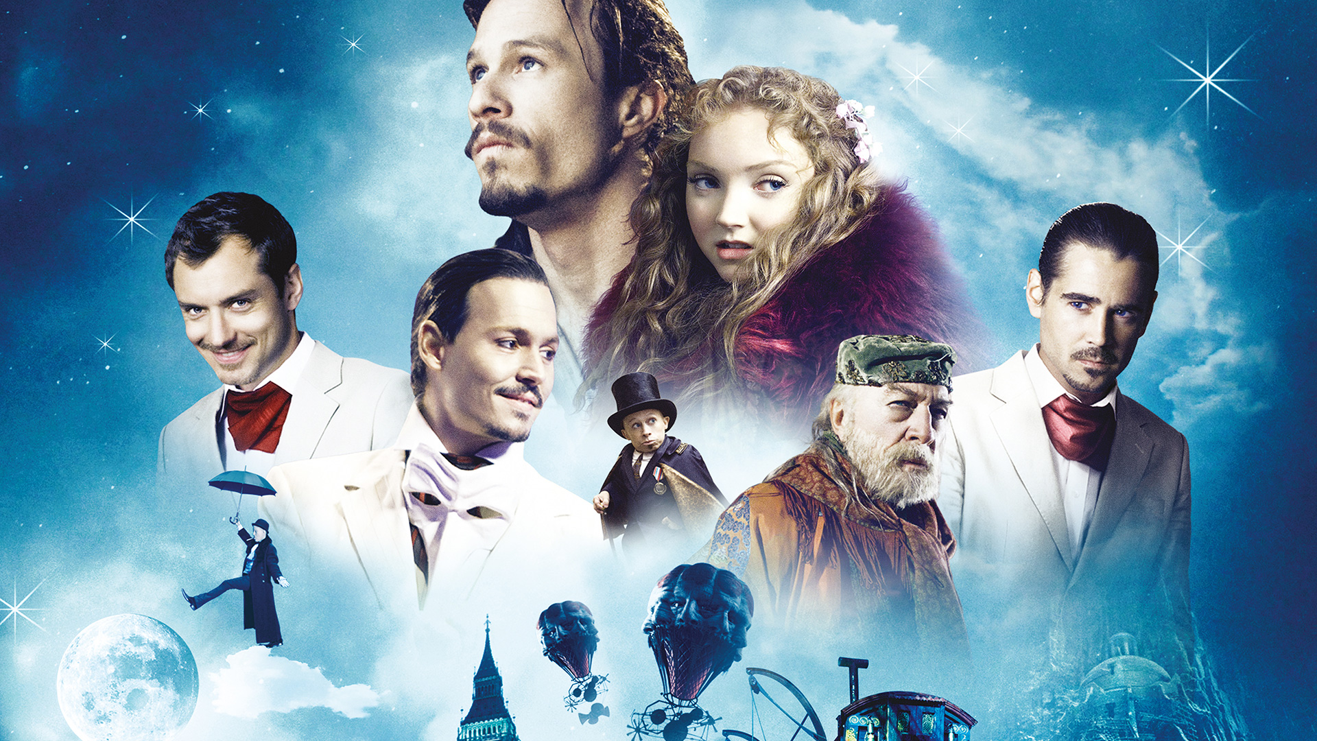 The Imaginarium of Doctor Parnassus HD Wallpaper ...