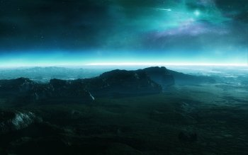 Science-Fiction - Landschaft Wallpapers and Backgrounds ID : 82388