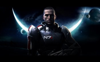 Video Game - Mass Effect 2 Wallpapers and Backgrounds ID : 82396