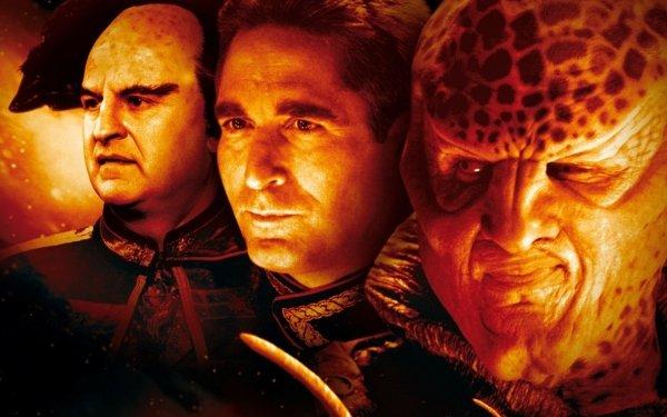 TV Show Babylon 5 G'Kar Jeffery Sinclair Londo Mollari HD Wallpaper | Background Image
