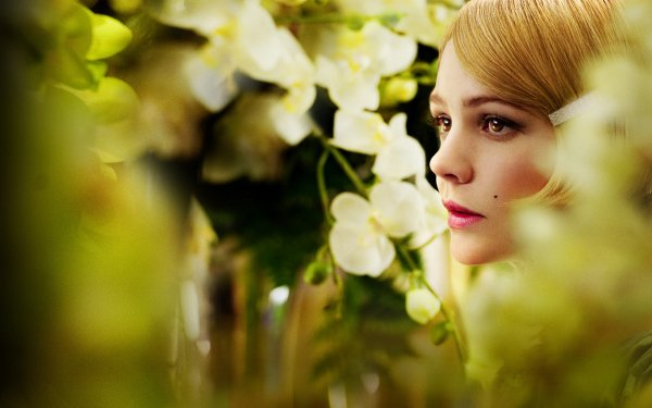 Movie The Great Gatsby Carey Mulligan HD Wallpaper | Background Image