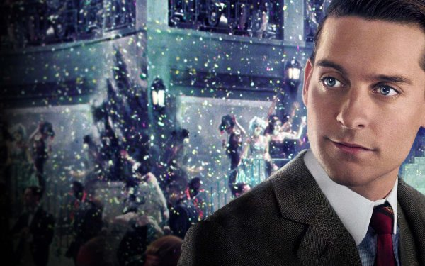 Movie The Great Gatsby Tobey Maguire HD Wallpaper | Background Image