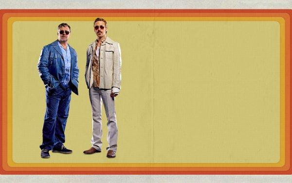 Movie The Nice Guys Russell Crowe Ryan Gosling HD Wallpaper   Background Image