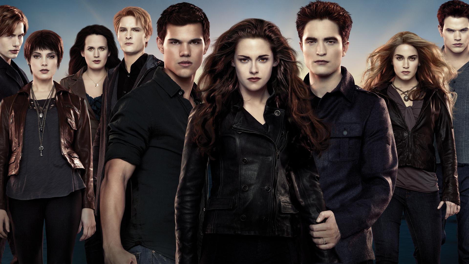 The Twilight Saga Breaking Dawn Part HD Wallpaper Background