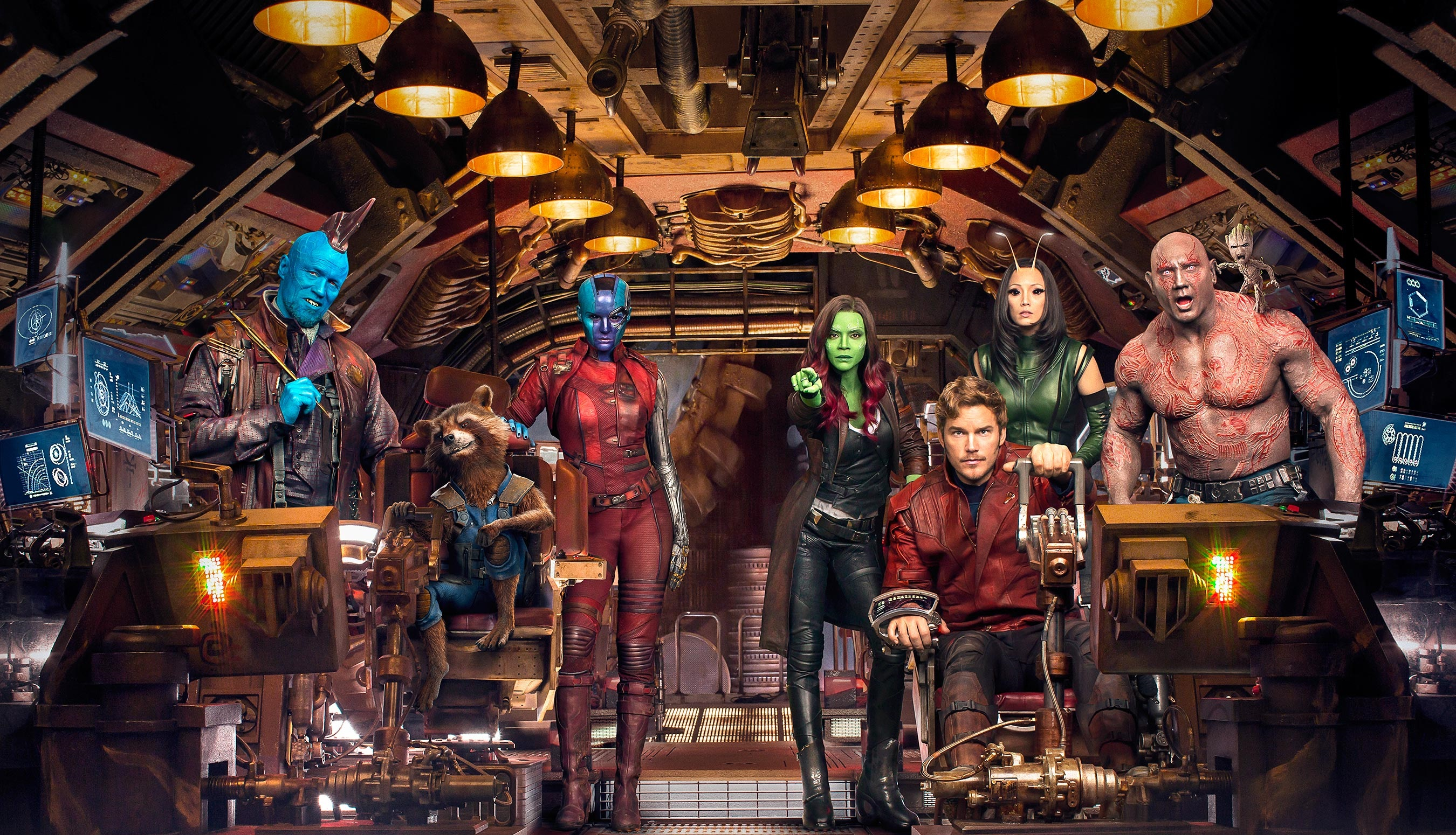 141 Guardians Of The Galaxy Vol 2 HD Wallpapers
