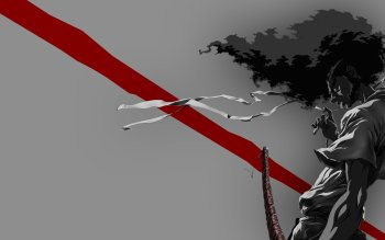 Anime - Afro Samurai Wallpapers and Backgrounds ID : 82566