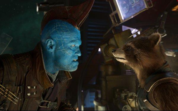 Movie Guardians of the Galaxy Vol. 2 Michael Rooker Yondu Udonta Rocket Raccoon HD Wallpaper | Background Image