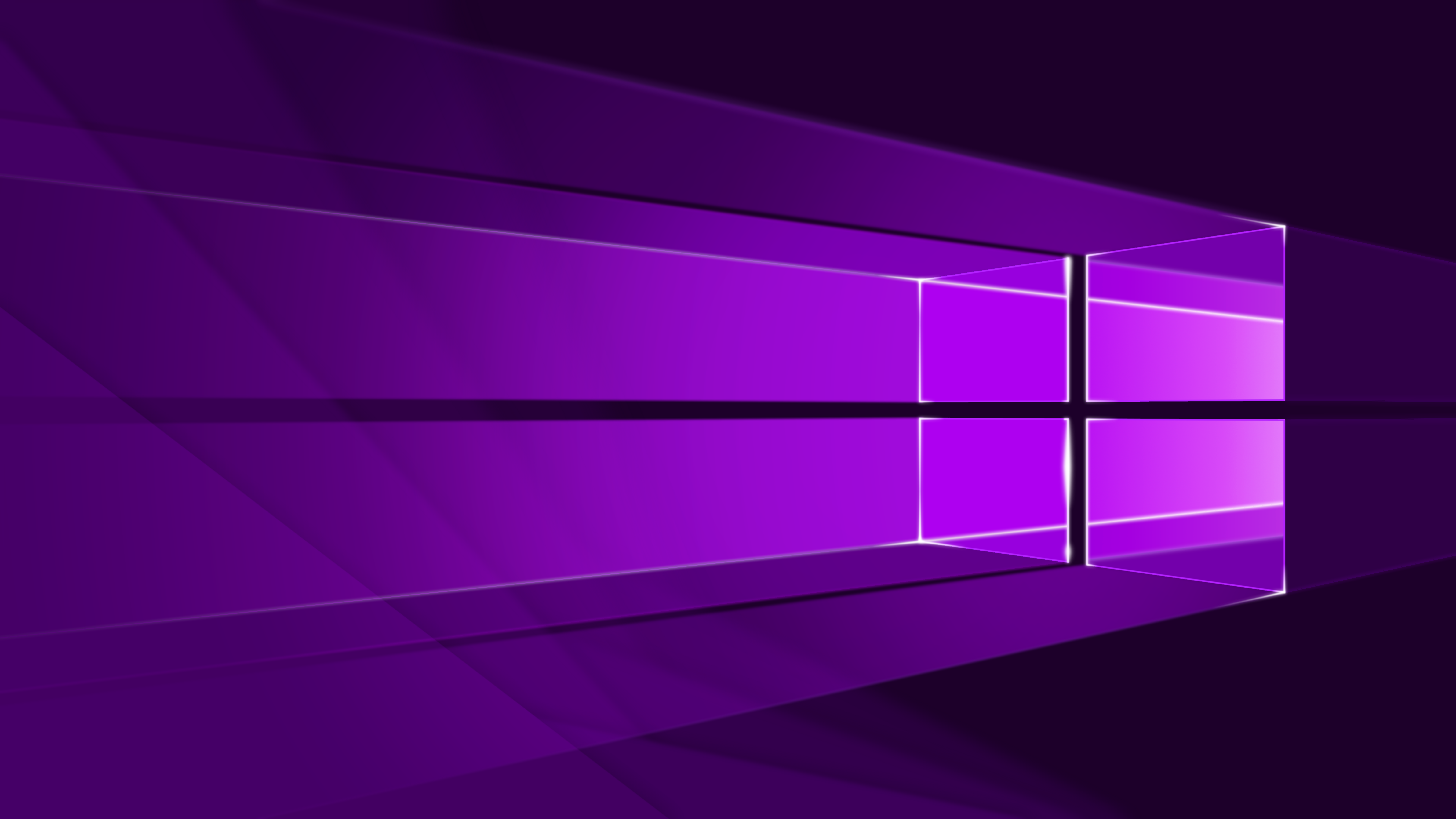 Windows 8 Official Wallpaper Purple The Ten [Windows 10 Wa...