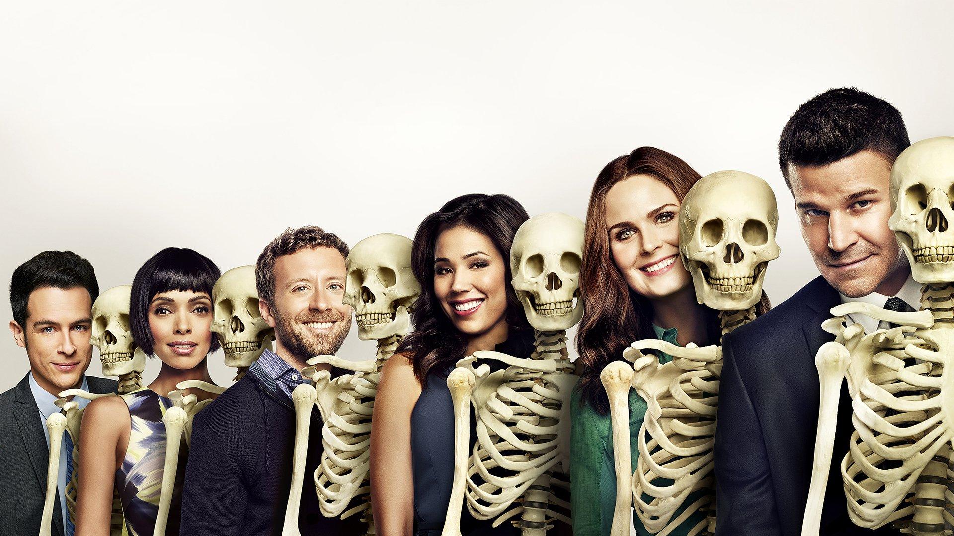 Bones HD Wallpaper