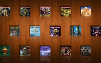 Music - Iron Maiden Wallpapers and Backgrounds ID : 82814