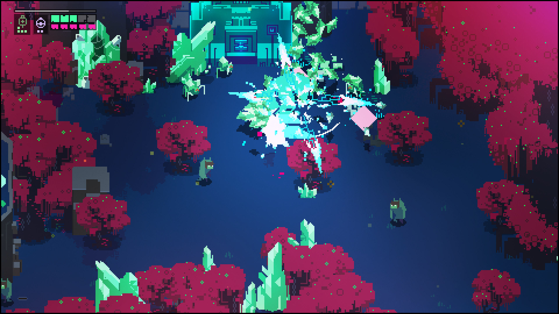 Hyper Light Drifter Hd Wallpaper Background Image 1920x1080