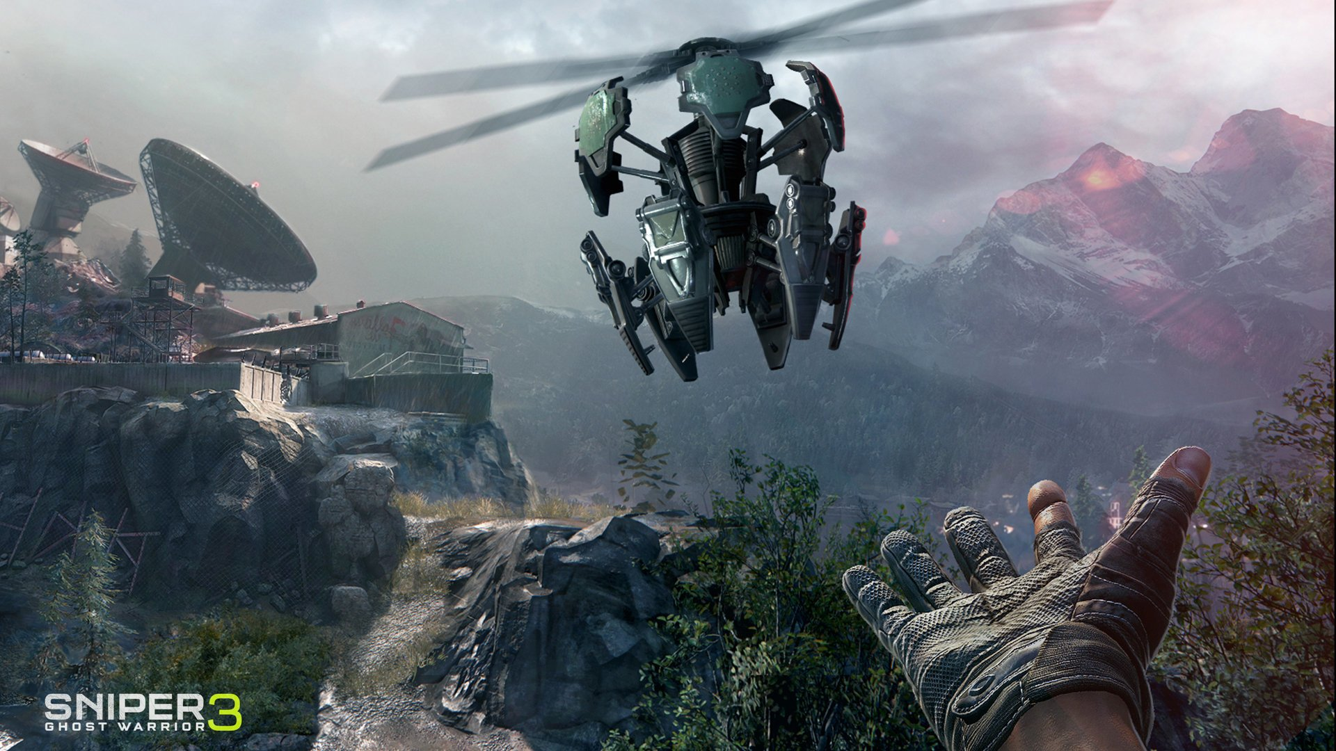 Sniper: Ghost Warrior 3 HD Wallpaper