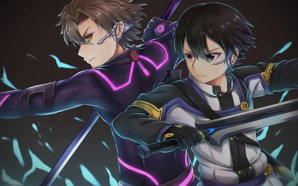 Anime Sword Art Online Movie: Ordinal Scale Sword Art Online Eiji Kirito HD Wallpaper | Hintergrund