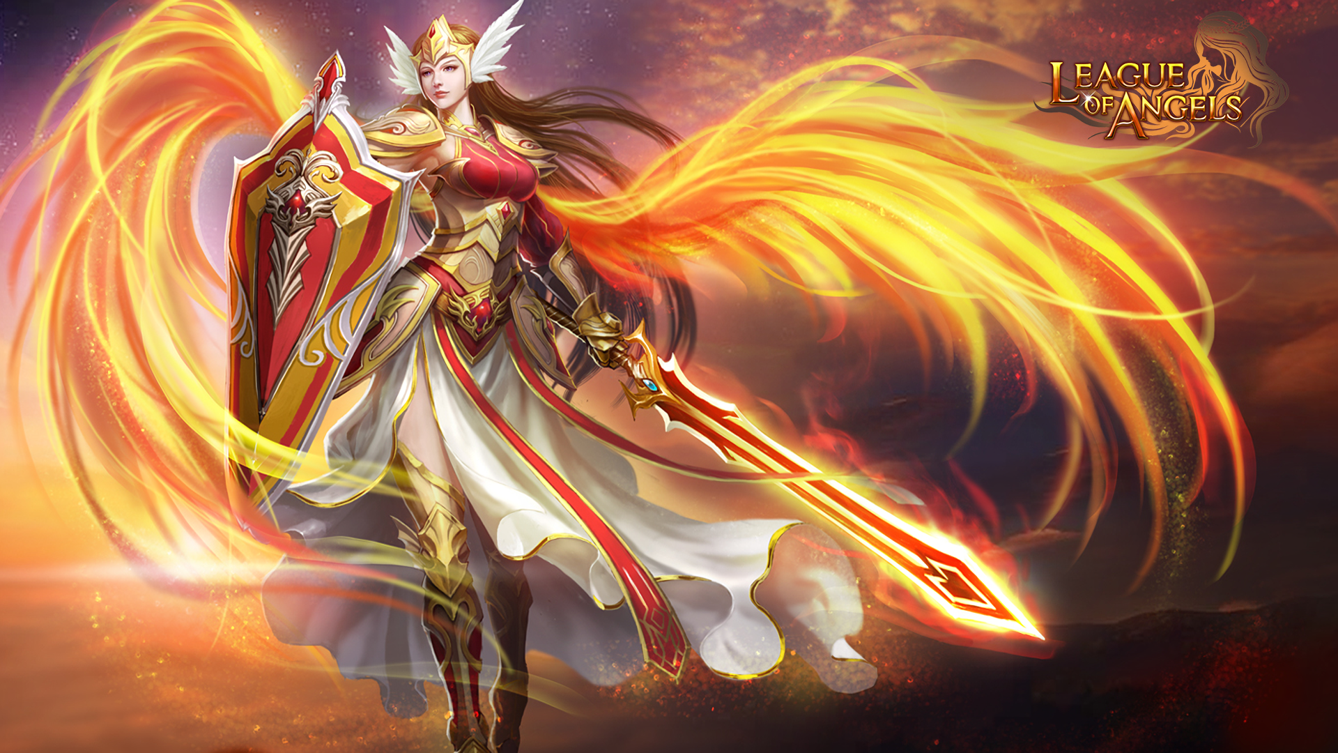12 League Of Angels HD Wallpapers