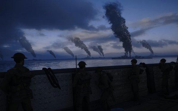 Video Game Battlefield 1 Battlefield Sea HD Wallpaper | Background Image
