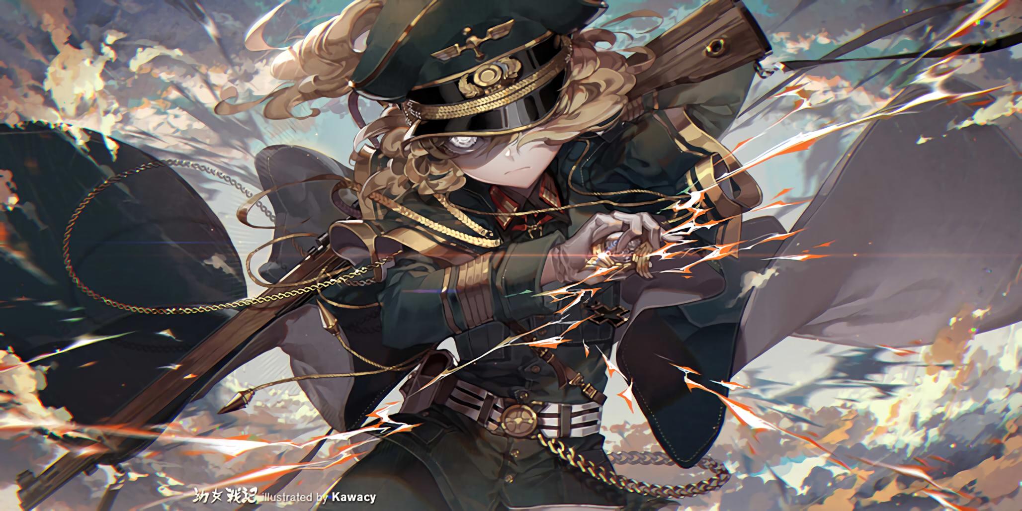 Youjo Senki Wallpaper HD