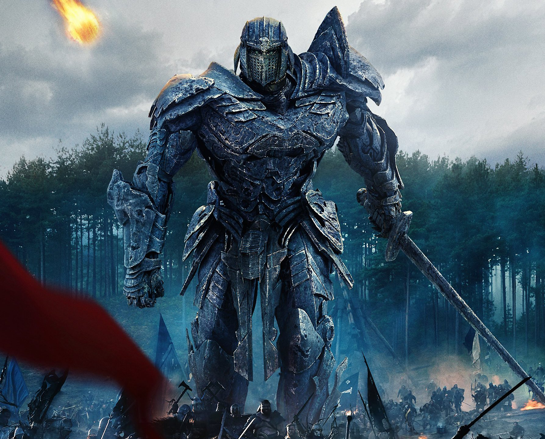 Transformers The Last Knight Wallpaper And Background Image